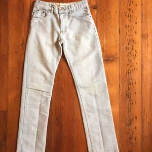 Other - Heavy Duty Light Gray Jeans for Boys